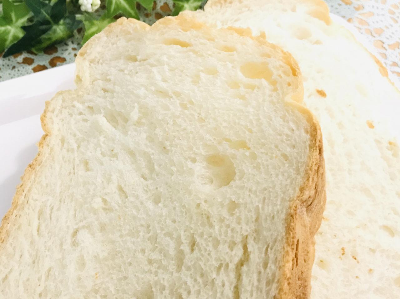 湯種パンに挑戦中