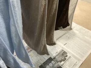 タオルがフワフワに早く乾くよ