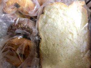 パンは冷凍保存が◎
