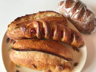 秘密にしたいパン屋さん