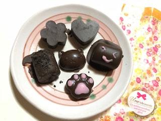 姪からのバレンタインチョコ♥