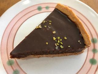 パン屋さんのチョコタルト